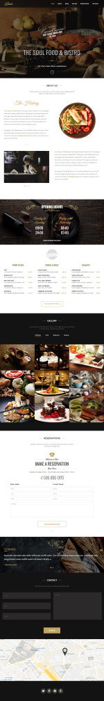 5+ Best Responsive Bakery HTML5 Templates in 2015