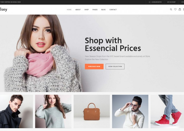 Elsey – Premium Responsive eCommerce WordPress Theme