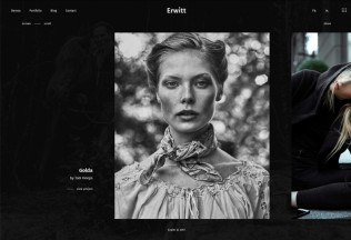 Erwitt – Premium Responsive Photography Portfolio WordPress Theme