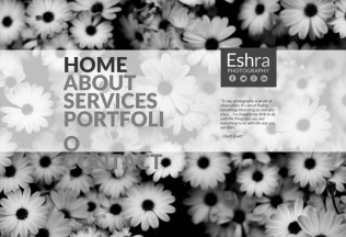 Eshra Photography – Premium Muse Theme