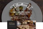 European Cuisine – Premium Responsive Food WordPress Theme