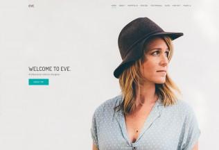 Eve – Premium Responsive Creative Portfolio HTML5 Template