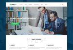 Financial – Premium Responsive Business and Financial WordPress Theme