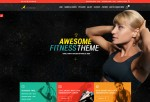 Fitness – Premium Responsive Sport Gym WordPress Theme