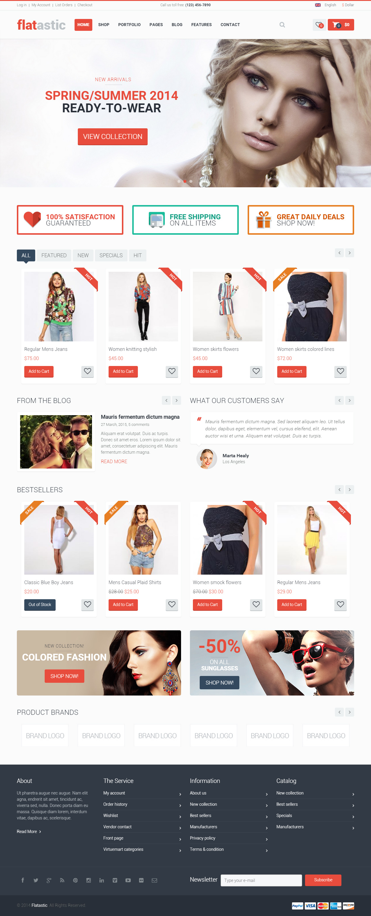 20+ Best Responsive Drupal Commerce Themes 2017 - Responsive Miracle
