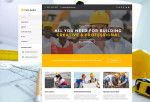 Flatbuild – Premium Responsive Construction Business HTML5 Template
