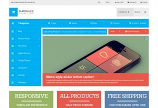 Flatro – Premium Responsive Metro Inspired Flat PrestaShop Theme