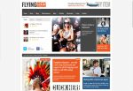 FlyingNews – Premium Responsive Magazine WordPress Theme