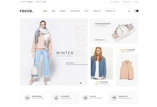 Focus – Premium Responsive Multipurpose Prestashop Theme