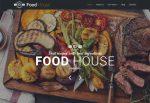 Food House – Premium Responsive Drupal Template