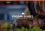 Fooday – Premium Responsive Restaurant & Food Shop HTML5 Template