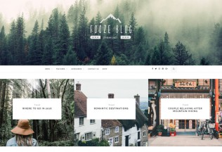 Fooze – Premium Responsive Blog WordPress Theme