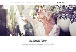 Forma – Premium Responsive Parallax Multipurpose Drupal Theme