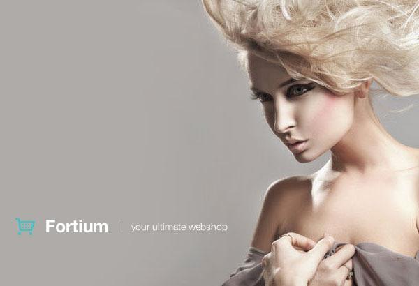 Fortium – Premium Full Responsive Magento Theme