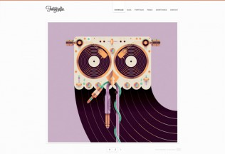 Fotografia – Premium Responsive WordPress Theme for Artists