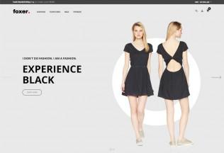 Foxer – Premium Responsive Minimalist eCommerce Magento 2 Theme