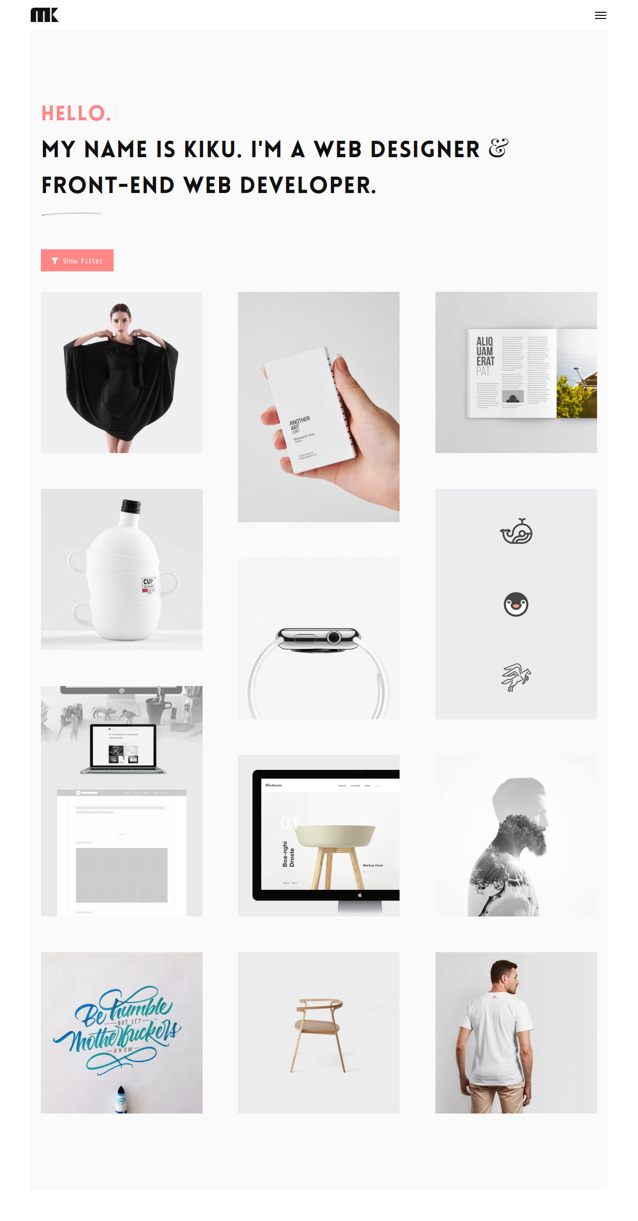 40 Best Freelance Website Templates 2017 - Responsive Miracle