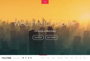 Fullpane – Premium Responsive Multipurpose WordPress Theme
