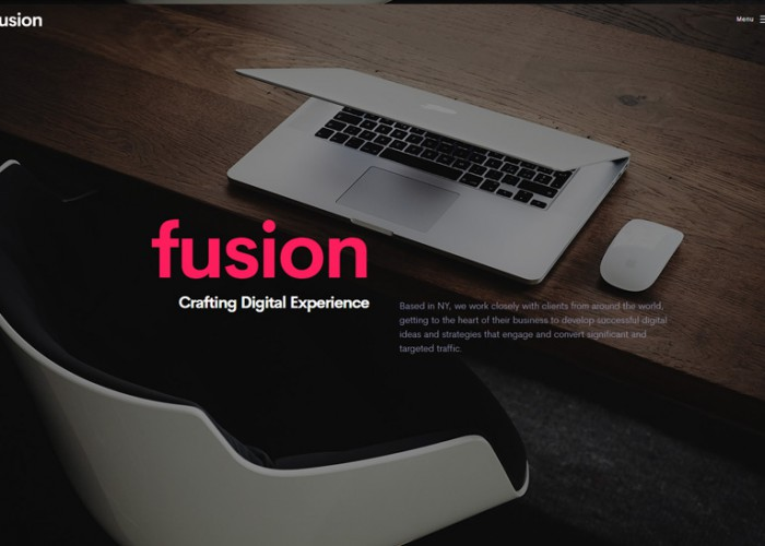 Fusion – Premium Responisve Creative MultiPurpose WordPress Theme