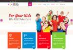 Gibes – Premium Responsive Kids Education Center WordPress Theme