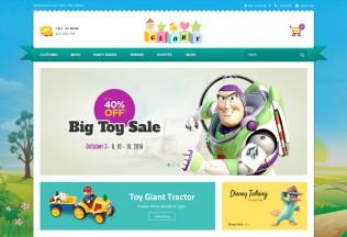 Glory Shop – Premium Responsive Prestashop Multipurpose Theme