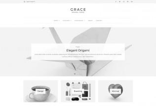 Grace – Premium Responisve Minimal Blog WordPress Theme