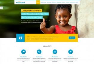 Graceland – Premium Responsive Church WordPress Theme