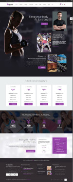 5 Best Responsive WordPress Gym and Fitness Themes in 2014