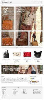 Best Responsive Handbags Prestashop Themes in 2015
