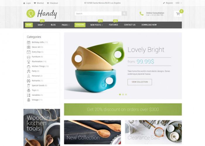 Best Premium Responsive Shopify Themes - Free Demos