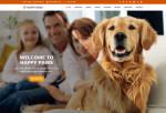 Happy Paws – Premium Responisve Pet One Page HTML5 Template