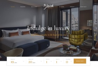 Haven – Premium Responsive Hotel WordPress Theme