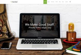 Hershel – Premium Responisve Flexible Multipurpose WordPress Theme