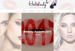 HolaLady – Premium Responsive Fashion & Lifestyle Blog WordPress Theme