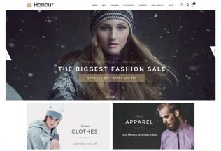 Honour – Premium Responsive Multipurpose Opencart Theme