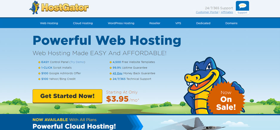 best html web hosting