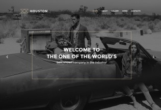Houston – Premium Responsive Business WordPress Theme