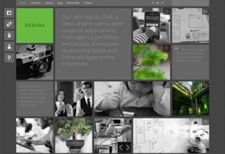 Ikebana – Premium Responsive Masonry WordPress Portfolio Theme