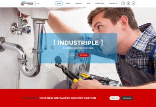 Industriple – Premium Responsive Multi Industrial WordPress Theme