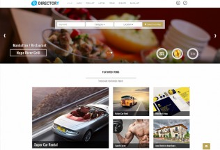 Javo Directory – Premium Responsive WordPress Theme
