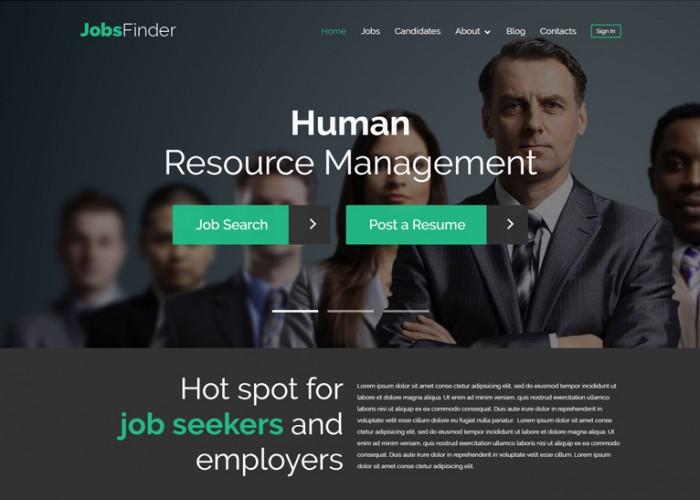 Job Portal – Premium Responsive WordPress Theme