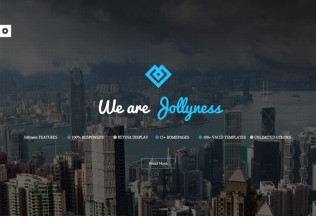 Jollyness – Premium Responsive Multipurpose Drupal Theme