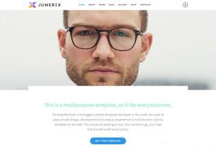 Jumerix – Premium Responsive Multipurpose Joomla Template