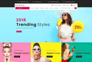 Kenza – Premium Responsive Fashion Prestashop 1.7 Theme