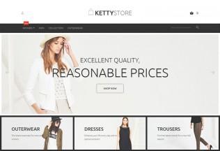 KettyStore – Premium Responsive Magento Theme
