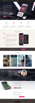 5+ Best Responsive Wordpress Landing Page Themes in 2014