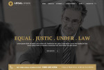 Legal Power – Premium Responsive Law Firm HTML5 Template