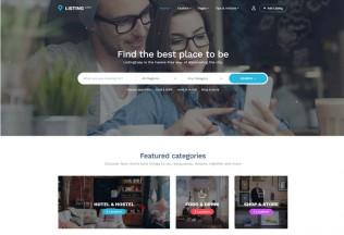 ListingEasy – Premium Responsive Directory WordPress Theme