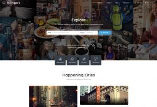 ListingPro – Premium Responsive Multipurpose Directory WordPress Theme