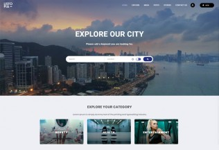 Listopia – Premium Responsive Directory, Community WordPress Theme